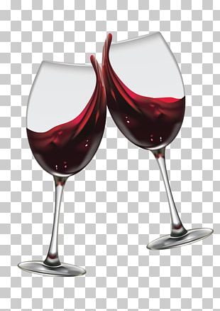 Wine Glass Red Wine Wine Cocktail Champagne PNG