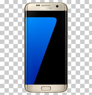 Samsung S7 Front View Mockup PNG