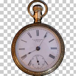 Clock Metal PNG