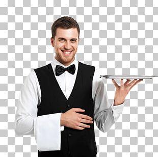 Waiter Restaurant Gratuity PNG