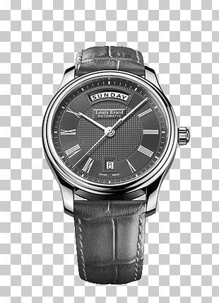 Louis Erard Et Fils SA Automatic Watch Clock ETA 7750 PNG