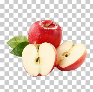 Food Apple Fruit PNG