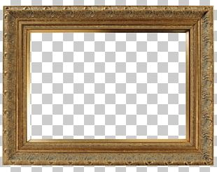 Frames Wood Gilding Stock Photography PNG