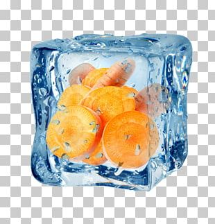 Vegetarian Cuisine Frozen Food Chili Pepper Ice Cube Stock Photography PNG