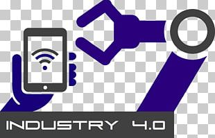 Industry 4.0 Technology Business Manufacturing PNG