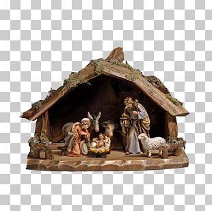 Nativity Scene Manger Nativity Of Jesus PNG