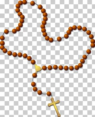 Rosary Prayer Beads Legacy Chapels Crucifix PNG