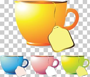 Coffee Cup Tea Cafe Cupcake PNG