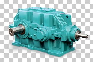 Elecon Engineering Company Worm Drive Gear Cutting Transmission PNG