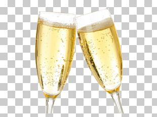 Champagne Glass Sparkling Wine Cocktail PNG