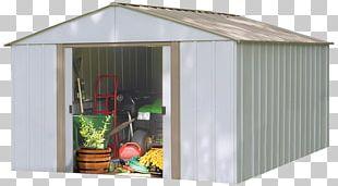 Shed Abri De Jardin Garden Building House PNG