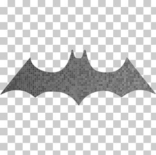 BAT-M Angle Black M PNG