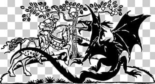 Saint George And The Dragon PNG