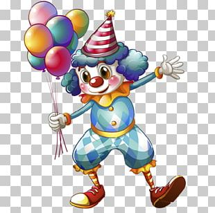 Clown Circus Drawing Humour PNG