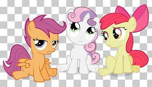 Pony Pinkie Pie Sweetie Belle Cutie Mark Crusaders Scootaloo PNG