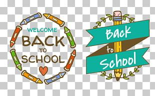 First Day Of School Logo PNG