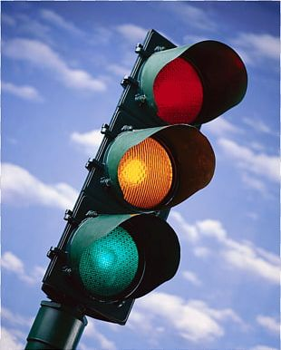 Smart Traffic Light Red Light Camera Intersection PNG