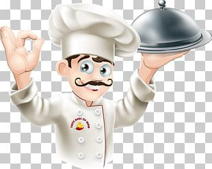Hamburger Chef Cooking Food PNG