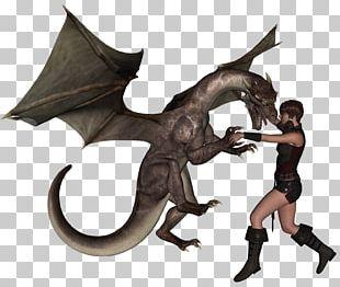 Dragon Portable Network Graphics Fairy Tale Sephia PNG