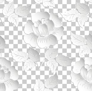 Relief Papercutting PNG