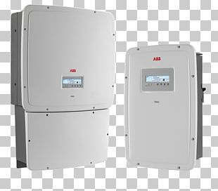 Solar Inverter Grid-tie Inverter ABB Group Power Inverters Solar Panels PNG