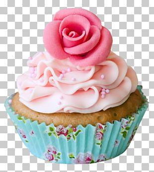 Cupcake Muffin Frosting & Icing Tart Fruitcake PNG
