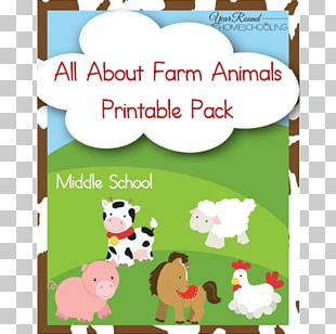 Livestock Farm Cattle PNG