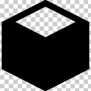 Geometric Shape Line Cube Geometry PNG