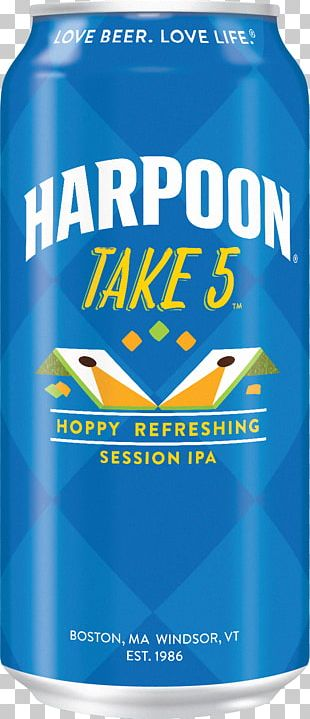Harpoon Brewery And Beer Hall India Pale Ale Harpoon IPA PNG
