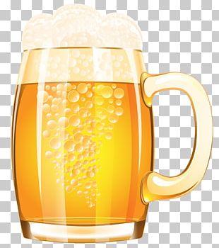 Beer Glasses Cocktail PNG