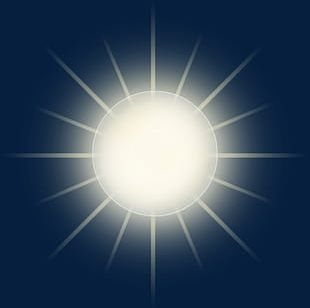 Cartoon Sun PNG