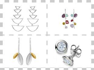 Earring Body Jewellery Brilliant Bezel PNG