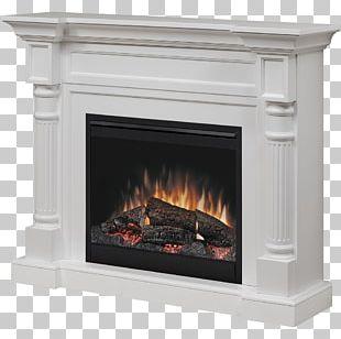 Electric Fireplace Fireplace Mantel Firebox GlenDimplex PNG