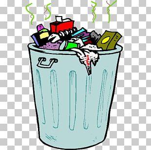 Rubbish Bins & Waste Paper Baskets Tin Can Bin Bag PNG