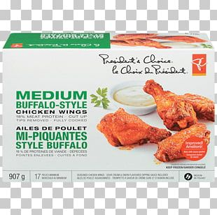 Buffalo Wing Barbecue Chicken Meat President's Choice PNG