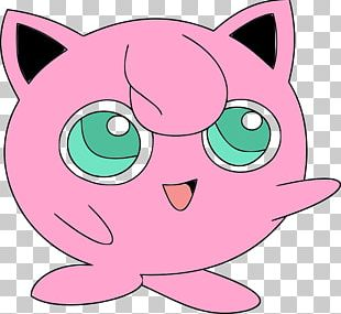 Whiskers Jigglypuff Pokémon Sun And Moon Wigglytuff PNG
