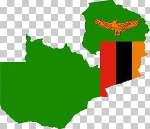 Flag Of Zambia Map National Flag PNG