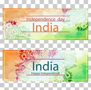 India Web Banner PNG