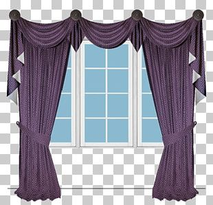 Curtain Window Treatment Window Valances & Cornices Drapery PNG