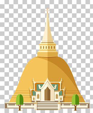 Thailand Landmark Tourism PNG