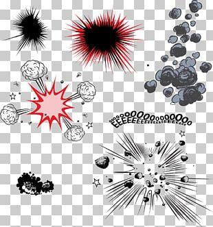Comics Graphic Design PNG