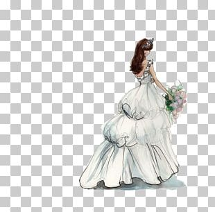 Fashion Design Drawing Art Fashion Illustration PNG