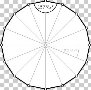 Regular Polygon Octadecagon Nonagon Hendecagon PNG