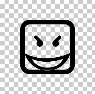 Smiley Emoticon Smirk PNG