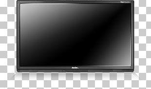 LED-backlit LCD Computer Monitors LCD Television Television Set Flat Panel Display PNG
