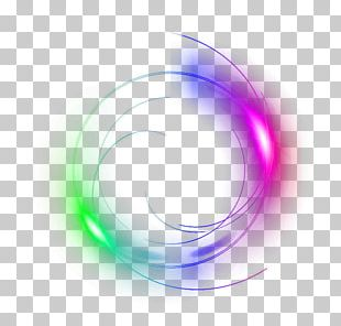 Light Circle Curve Annulus PNG