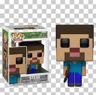 Minecraft: Story Mode Funko Video Game Action & Toy Figures PNG
