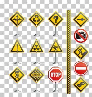 Traffic Sign Road Transport Warning Sign Stop Sign PNG