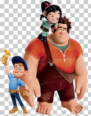 Wreck-It Ralph Wii Video Game Arcade Game PNG