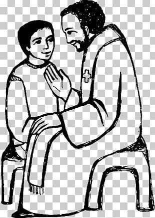 Jesus Sacrament Of Penance Confession Eucharist PNG